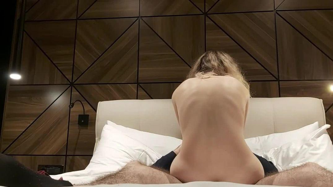 Otelde Çıtır Sarışın part 2